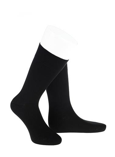 Dagi Bambu Çorap Siyah